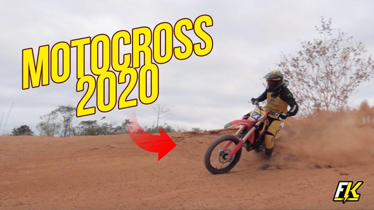 Piloto de freestyle treinando para o motocross? #vlogFK ( Fred Kyrillos )