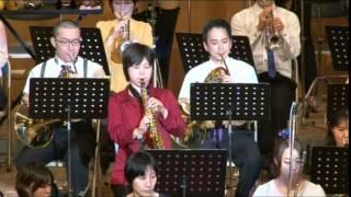 吹奏楽団ブルーマリンズ 第12回定期演奏会より http://burumari.s601.xr...