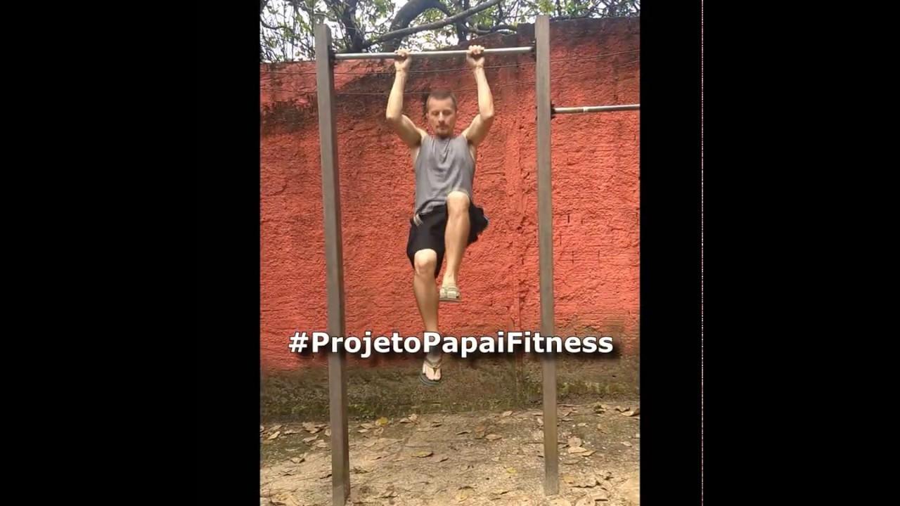 Projeto Papai Fitness - Barra Fixa