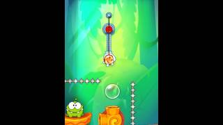 Cut The Rope Experiments - Bamboo Chutes - 3 Stars