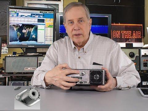 Ham Radio Basics--Jim, W6LG Sets Up a Basic Ham Radio Station