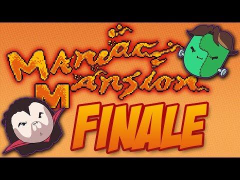 Maniac Mansion: Finale - PART 5 - Game Grumps |