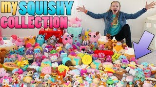 My HUGE Squishy Collection!!!