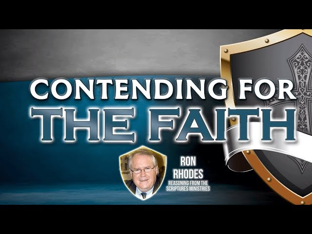 Ron Rhodes in Defense of Jesus' Promise to Return
