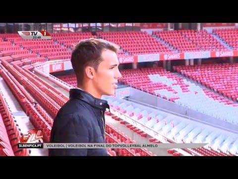 [Entrevista] Alejandro Grimaldo No Benfica | Bem-vindo, Alex!