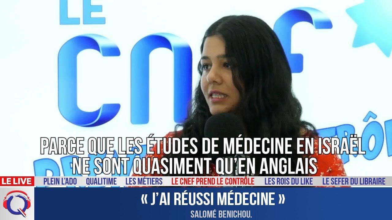 « J'ai réussi médecine » - CNEF#57