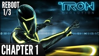 Tron: Evolution (PS3) - Chapter 1: Reboot (1/3)