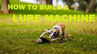 how to make a lure machine