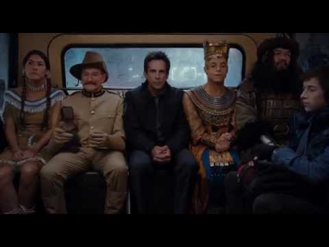 Night at the Museum 3 | official trailer US (2014) Robin Williams Ben Stiller