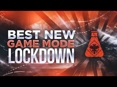BEST NEW GAMEMODE! Destiny 2: Lockdown Gameplay! thumbnail