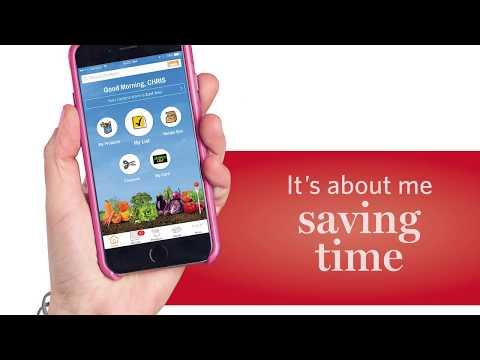 Mobile App - Wegmans