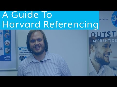 3aaa Apprenticeships How To Harvard Reference | A Religious Text