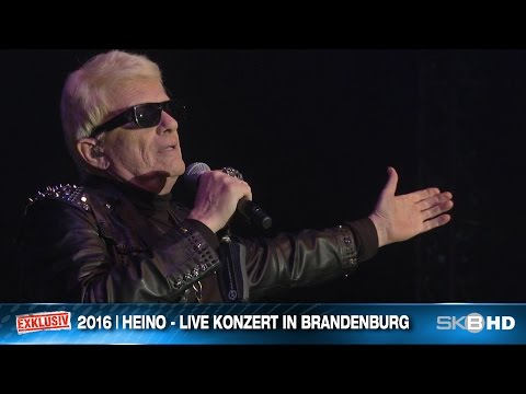 HEINO 2016 | LIVE KONZERT IN BRANDENBURG AN DER HAVEL