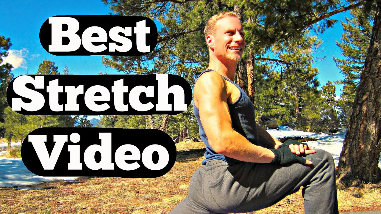 The Best Damn Stretching Video in the Universe - 45 Min of Flexibility  Stretches for All Levels