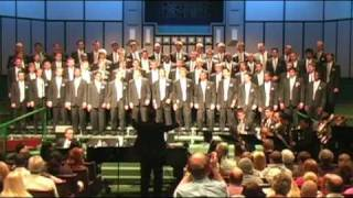 Victory in Jesus-Cal.Baptist Riverside Male Chorale 10-11-2009