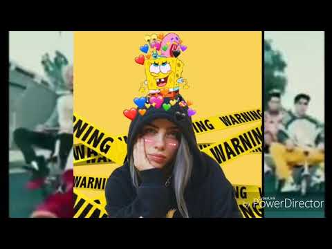 Billie Eilish Ft. Spongebob - Bad Guy REMIX (Full Song)