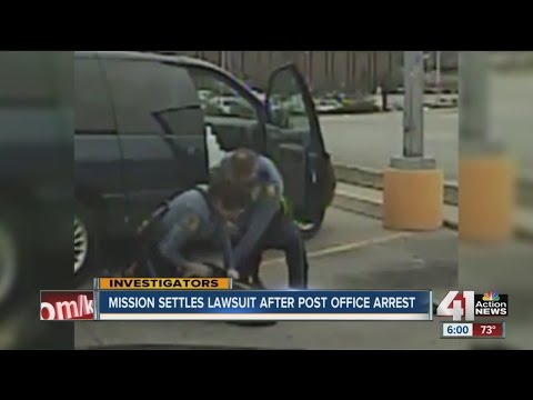 JoCo city settles with woman who sued for controversial arrest