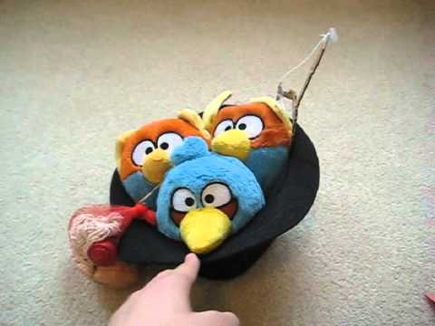 Angry Birds Epic Plush Adventures Episode 7 The Battle For The Eggs