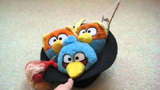 Angry Birds Epic Plush Adventures Episode 7: The Battle for the Eggs
