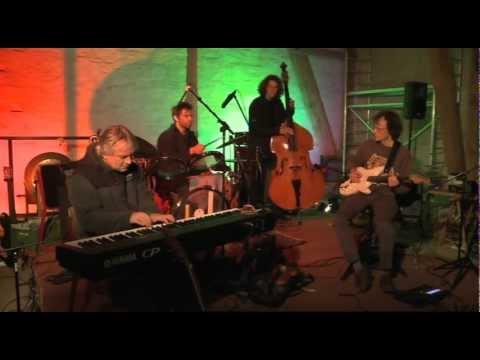 Fläming Acid Jazz Trio im Studio Wiesenburg Nov. 2012