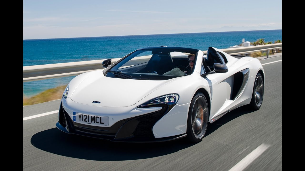 "mclaren 650s spider: ""so much better than the 12c it defies belief"