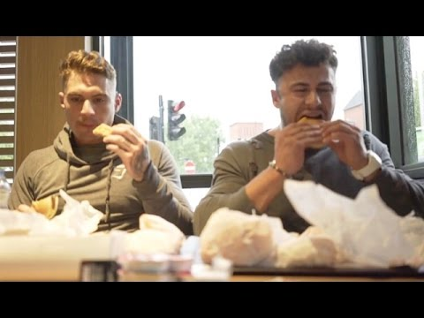 3,500 CALORIES IN 10 MINUTES | THE WEEKLY CHALLENGE