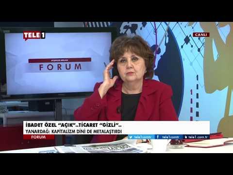 Forum - Ayşenur Arslan (3 Ocak 2018) | Tele1 TV