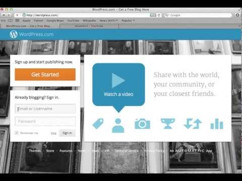 01 How To Make A Free Microblogging Website