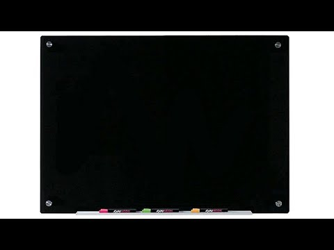 black-glass-dry-erase-board