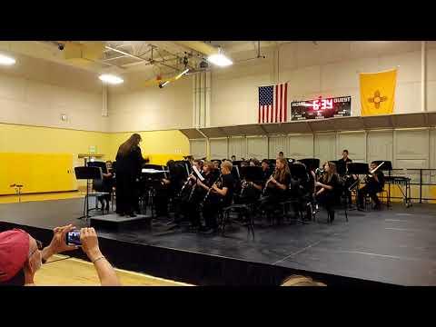 Eldorado Middle School Advanced Band - Ghosts