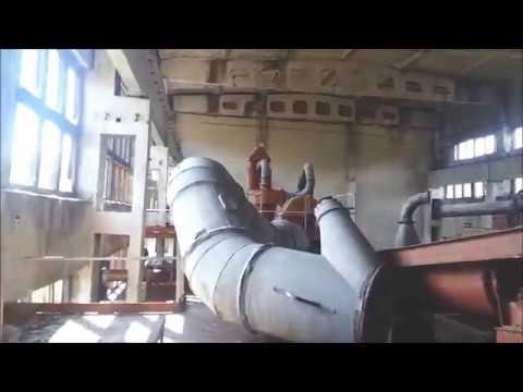 Заброшенная слюдяная промышленность. п. Мусковит