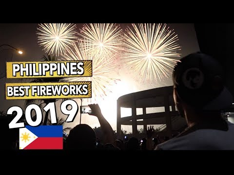 Mall of Asia | Luneta Park | Quezon City Circle | 2019 COUNTDOWN!🎉 🇵🇭