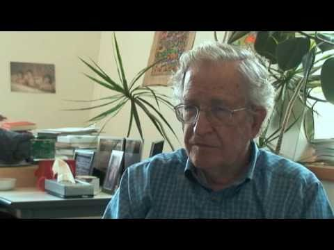 Noam Chomsky Interviewed By Frank Barat, On Israel/Palestine (4/4)