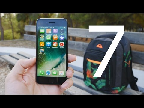 iPhone 7 Review Greek
