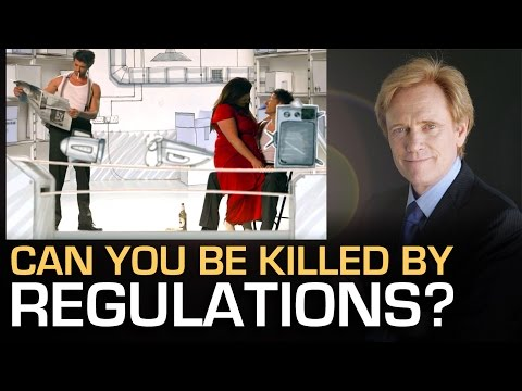Can You Be Killed By Regulation? Mike Maloney On Brexit #3
