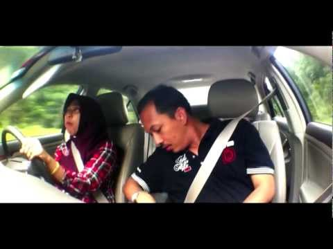 Perjalanan ke Cemara Indah Resort, Mersing