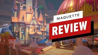 Maquette Review (Video Game Video Review)