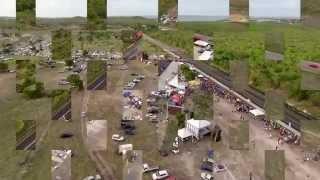 Stadaco Raceway  Small Island Invasion 2015 (Aerial)