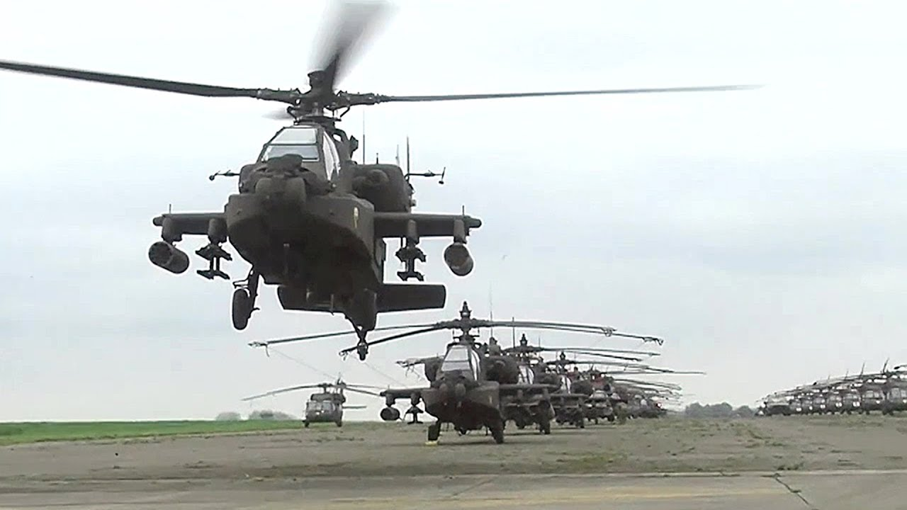 U.S. Army Helicopters ...