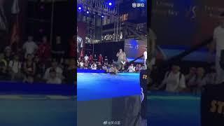 Chinese Hip-hop battle