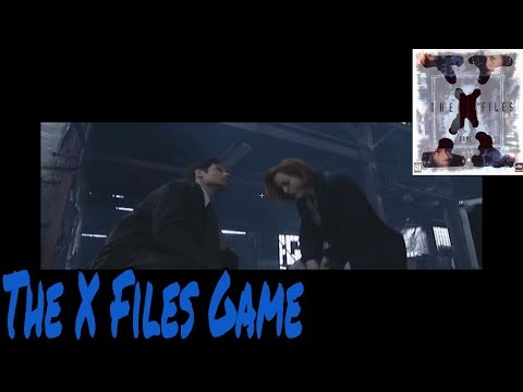 Throwback Thursday | The X-Files Game | Part 1