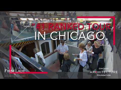 Chicago's official architecture river cruise