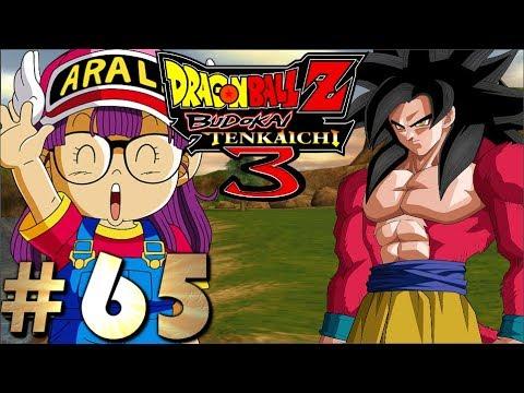 Dragon Ball Budokai Tenkaichi 3 - Tập 65 - Arale Đại Chiến Goku SSJ 4 | Big Bang