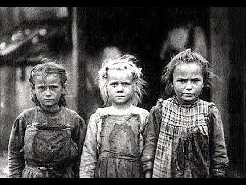 Голод в США (Великая Депрессия 1930-х)