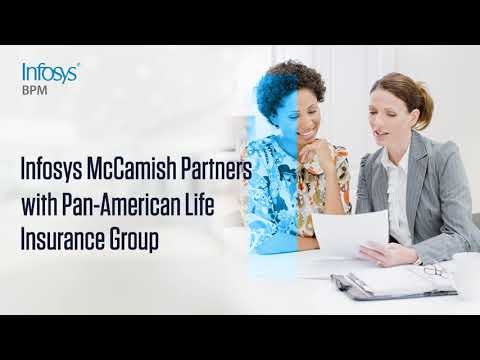 Infosys McCamish Partners With Pan-American Life Insurance Group