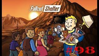 Fallout Shelter Часть 98 Игравое шоу и новый житель