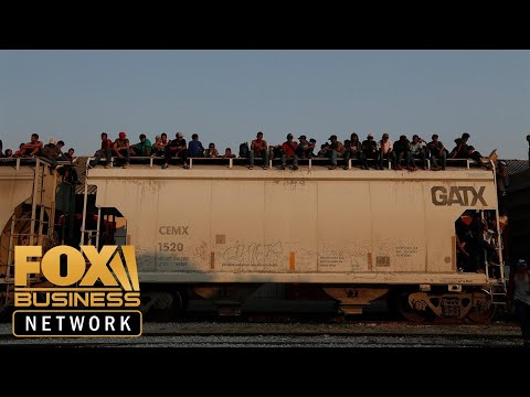 Mexico has to seal their southern border: Nelson Balido