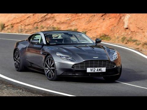 2017 Aston Martin DB11 Car Classification