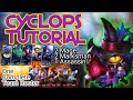 Cyclops Tutorial, How to rank up in Mobile Legends. Hyper Carry Heroes, Road 2 Rank Games, Episode 2
