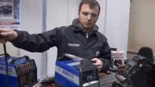 Смотреть видео как варить дуговой сваркой